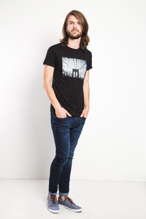 Chic Camiseta Koaj Lurantis 1/18