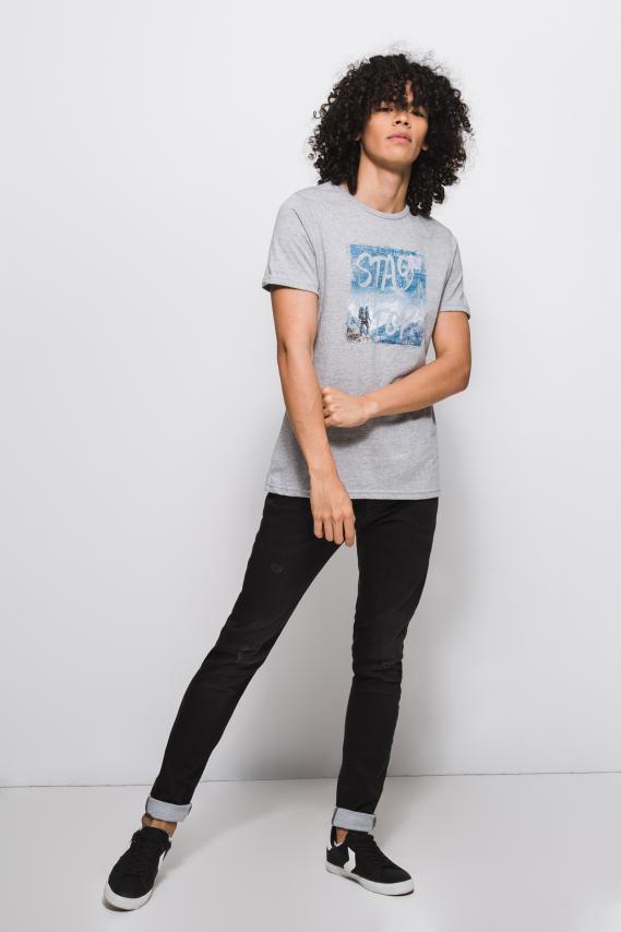 Basic Camiseta Koaj Lairon B 1/18