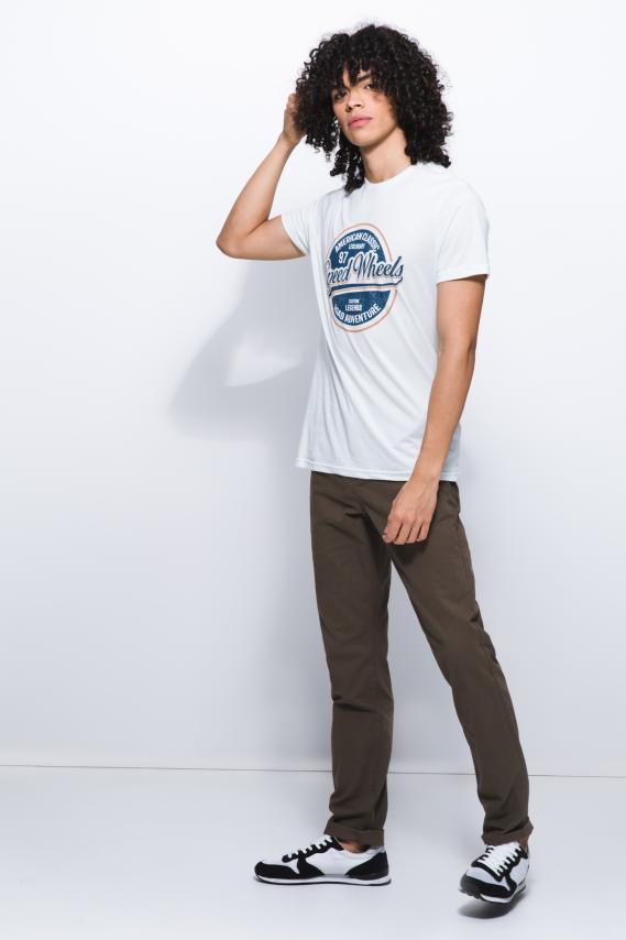 Basic Camiseta Koaj Lairon G 1/18