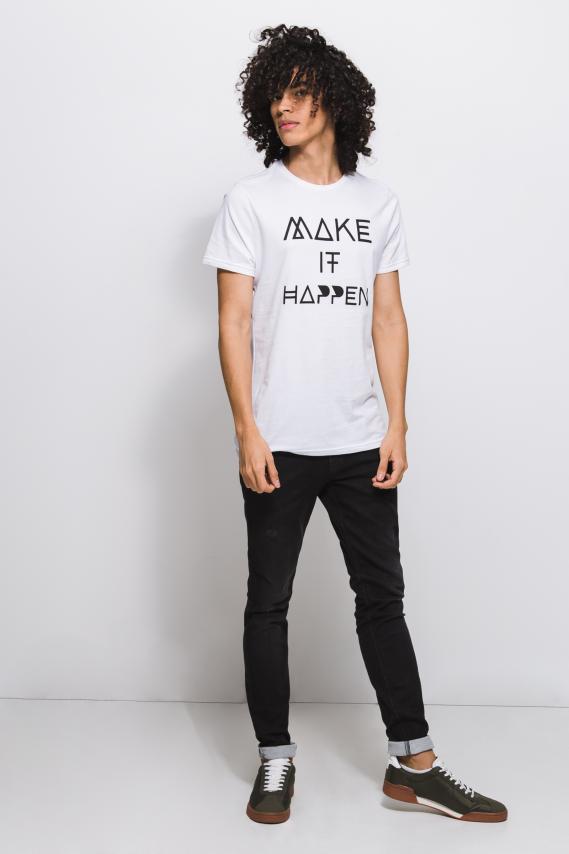 Basic Camiseta Koaj Lairon K 1/18