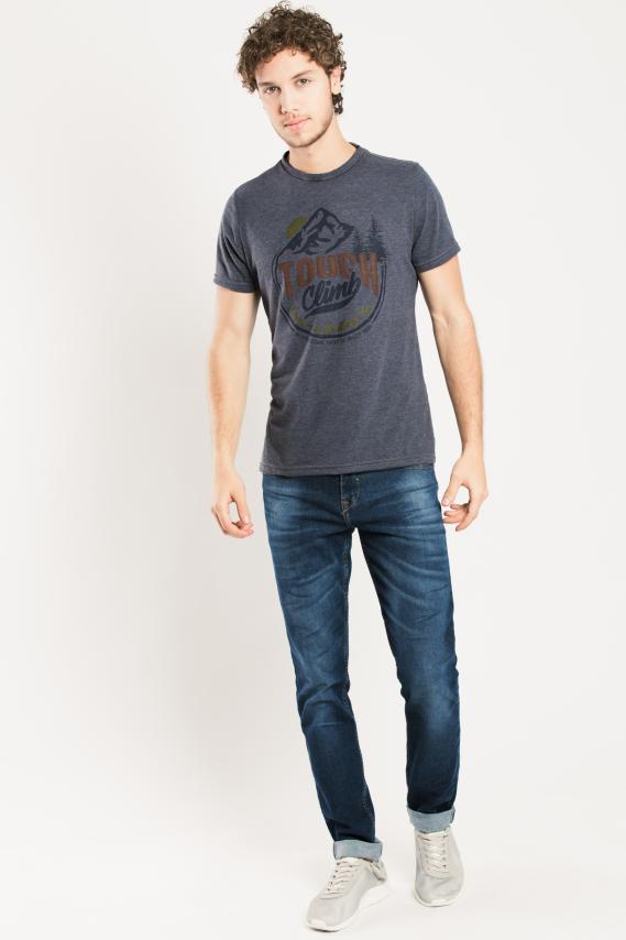 Basic Camiseta Koaj Drako 2o 2/17