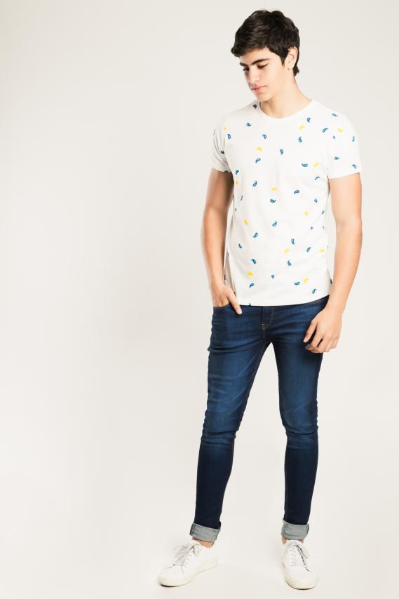 Jeanswear Camiseta Koaj Zitek 2/17