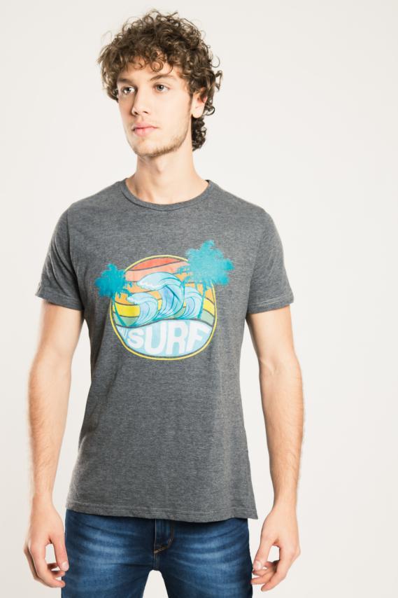 Basic Camiseta Koaj Drako 2r 2/17