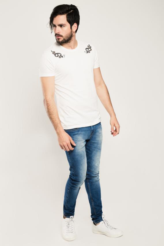 Jeanswear Camiseta Koaj Byto 2/17