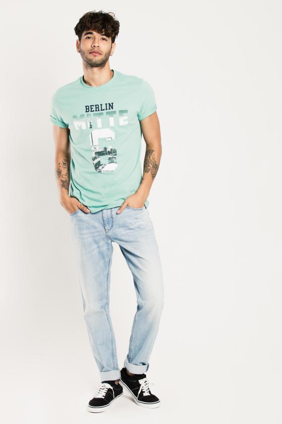 Basic Camiseta Koaj Drako 4p 2/17