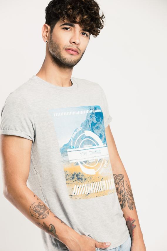 Basic Camiseta Koaj Drako 2zc 2/17