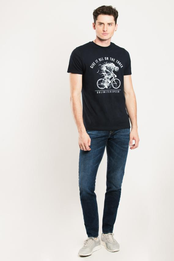 Basic Camiseta Koaj Drako 3z 2/17