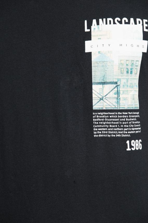Jeanswear Camiseta Koaj Yomel 2/17
