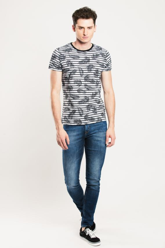 Jeanswear Camiseta Koaj Lucby 2/17
