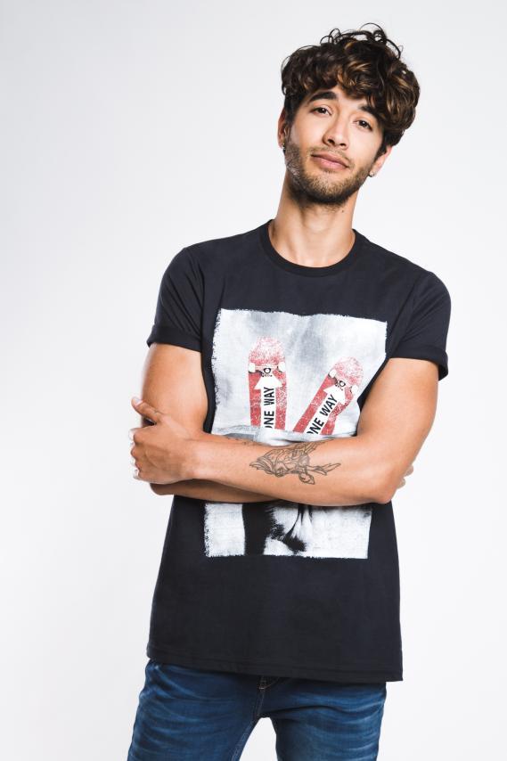 Basic Camiseta Koaj Timak 6g 2/17