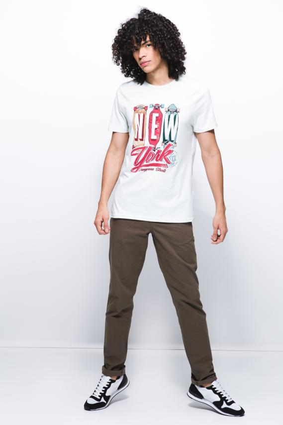 Basic Camiseta Koaj Lairon T 2/18