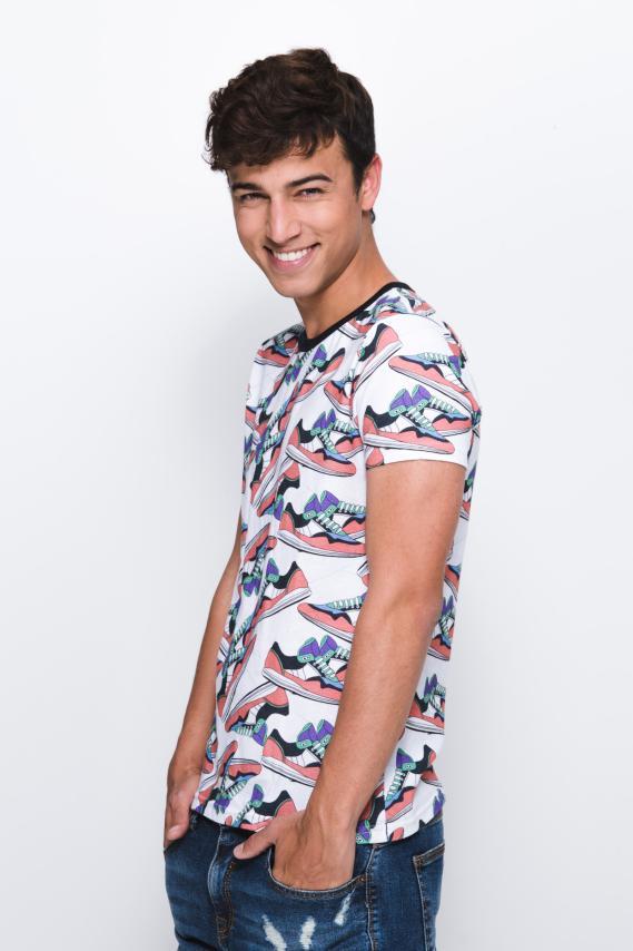 Jeanswear Camiseta Koaj Blenit 2/18