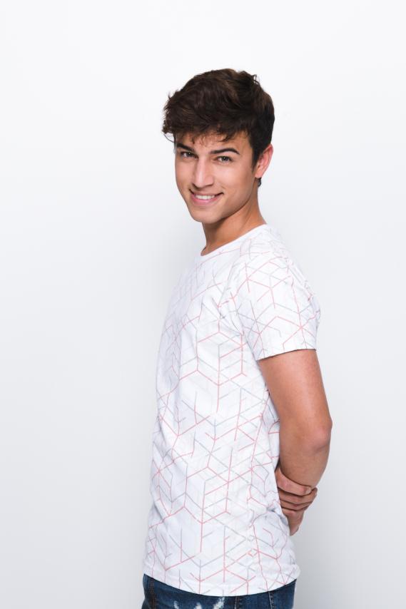 Chic Camiseta Koaj Eldad 2/18