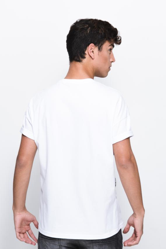 Jeanswear Camiseta Koaj Lyfruk 1 2/18