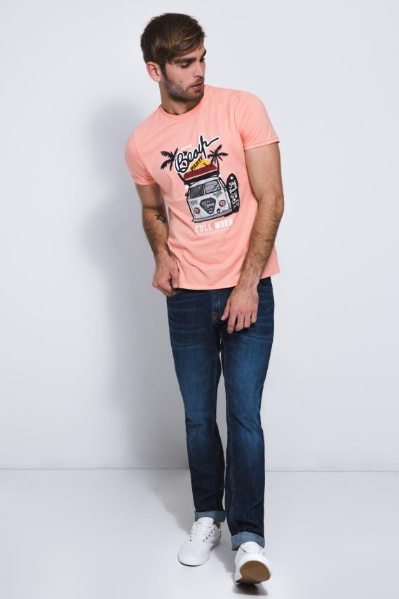 Basic Camiseta Koaj Lairon Zg 2/18