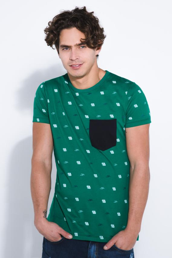 Jeanswear Camiseta Koaj Volyt 2/18