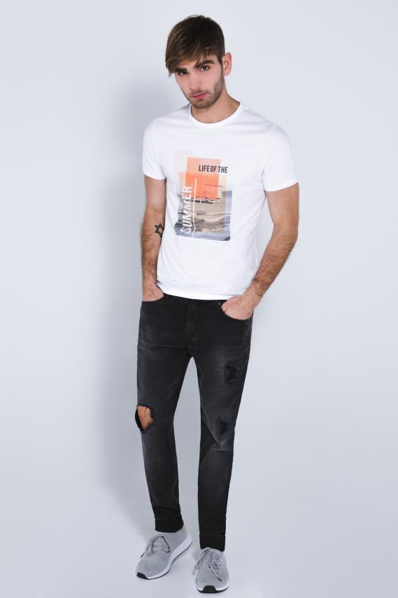 Basic Camiseta Koaj Lairon Zv 2/18