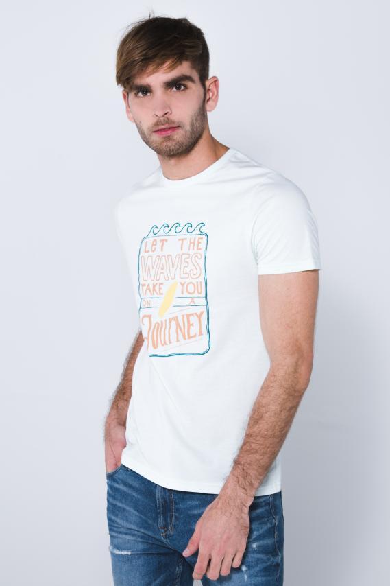Basic Camiseta Koaj Lairon Zx 2/18