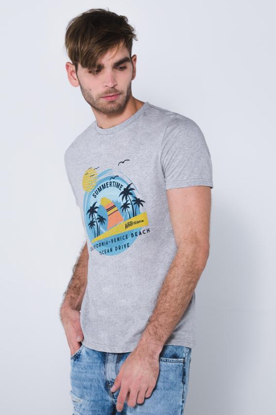 Basic Camiseta Koaj Lairon Zzb 2/18