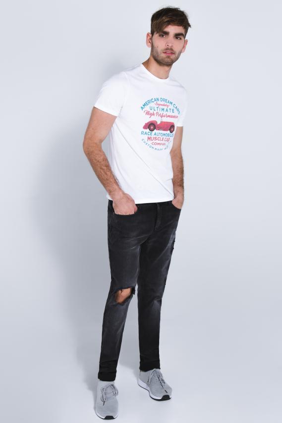 Basic Camiseta Koaj Lairon Zze 2/18