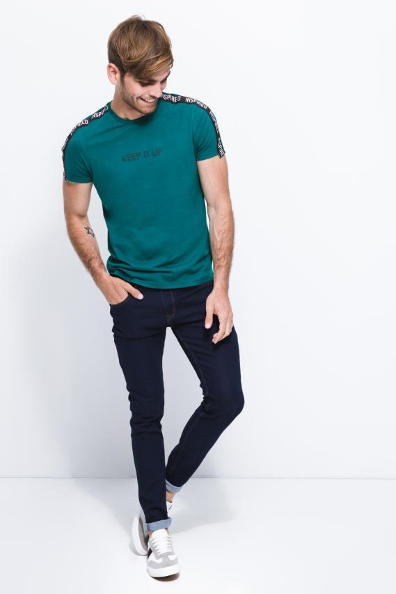 Jeanswear Camiseta Koaj Teliot 1 2/18