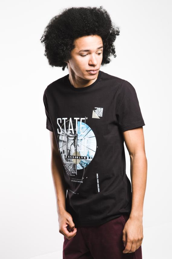 Basic Camiseta Koaj Timak 2a 3/17