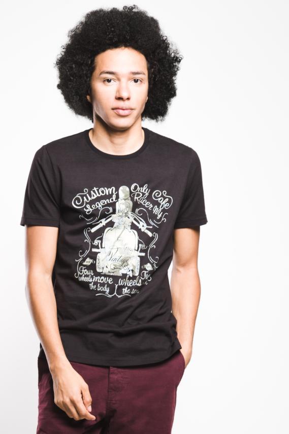 Basic Camiseta Koaj Timak 2b 3/17