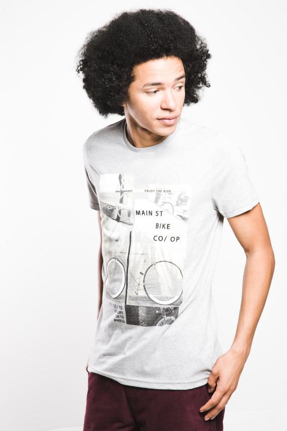 Basic Camiseta Koaj Timak 3a 3/17