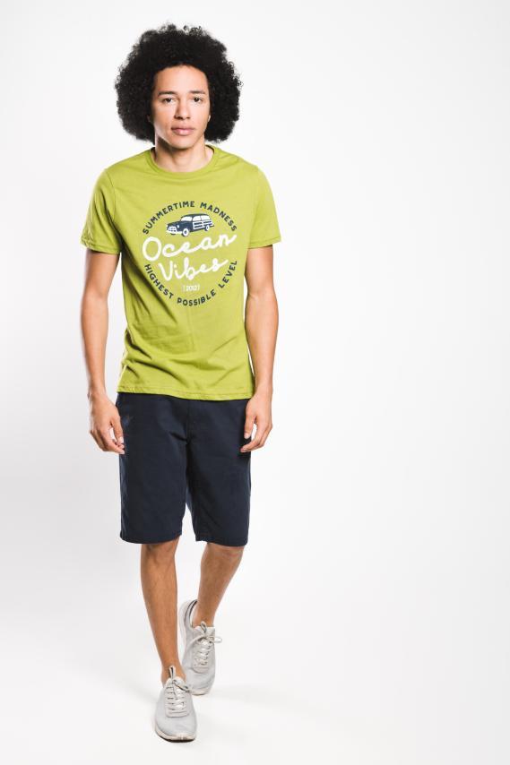 Basic Camiseta Koaj Timak 5a 3/17