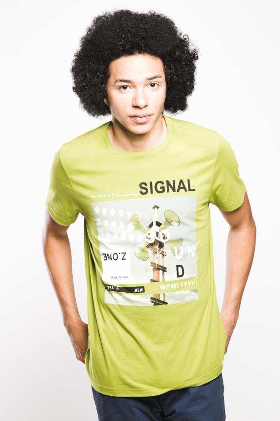 Basic Camiseta Koaj Timak 5b 3/17