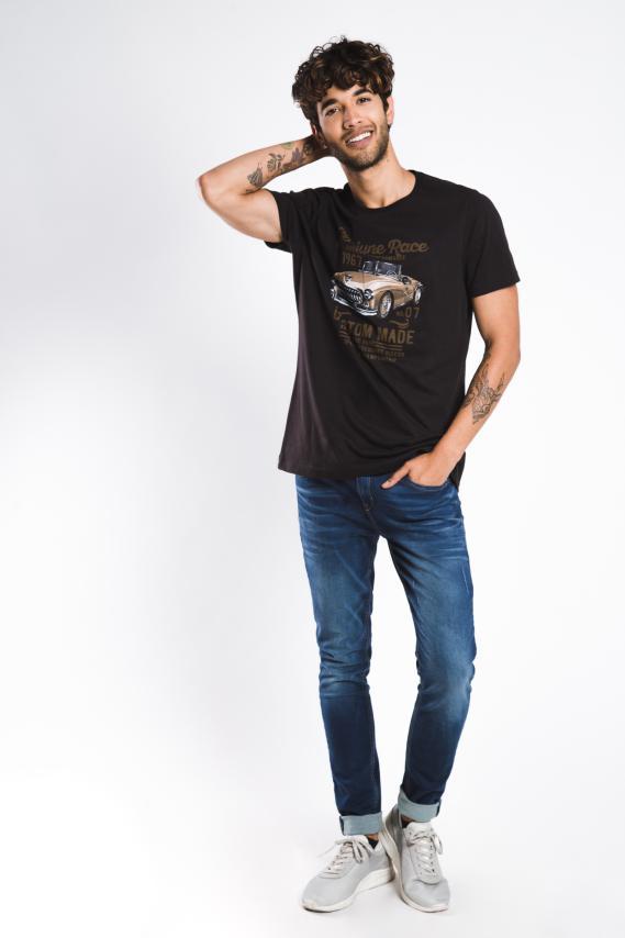 Basic Camiseta Koaj Timak 2c 3/17