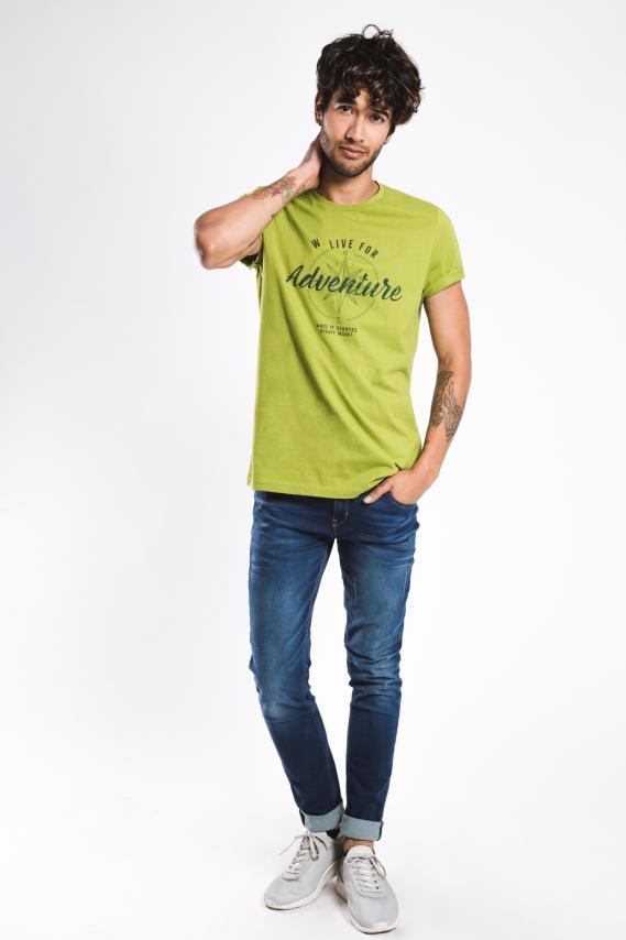 Basic Camiseta Koaj Timak 5c 3/17