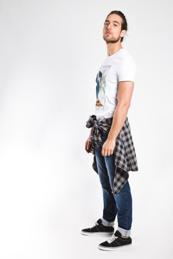 Basic Camiseta Koaj Timak 1f 3/17