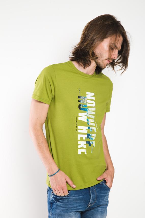Basic Camiseta Koaj Timak 5d 3/17