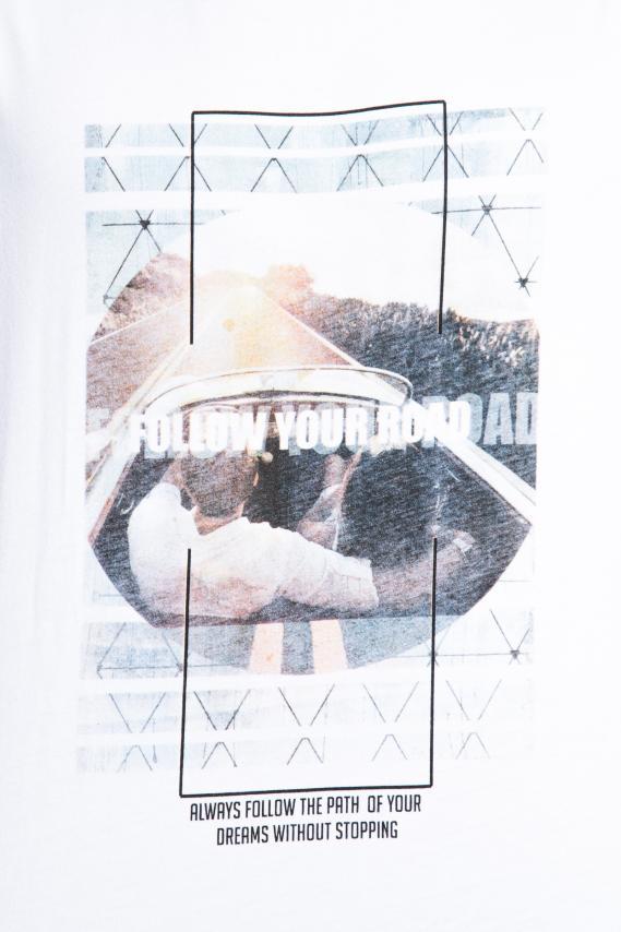 Basic Camiseta Koaj Timak 1j 3/17