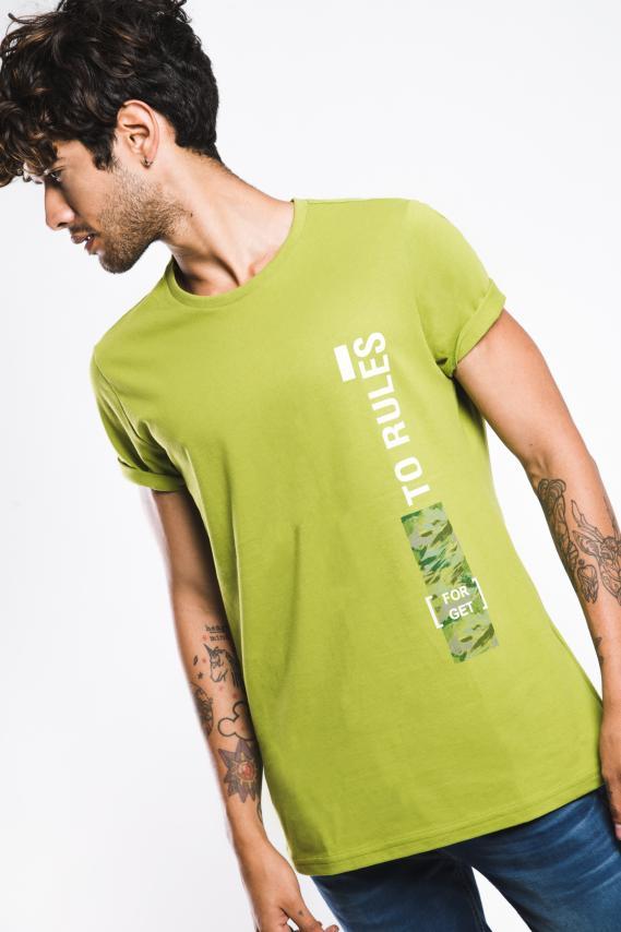 Basic Camiseta Koaj Timak 5g 3/17