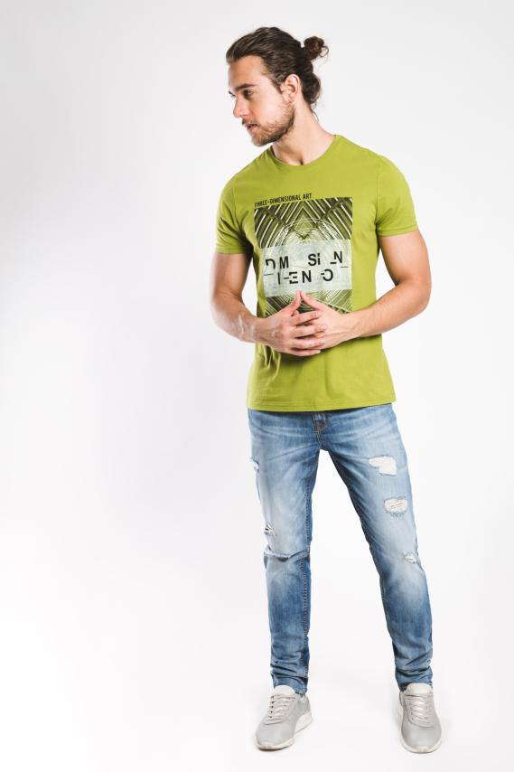 Basic Camiseta Koaj Timak 5h 3/17