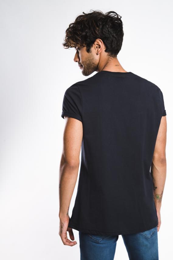 Basic Camiseta Koaj Timak 6j 3/17