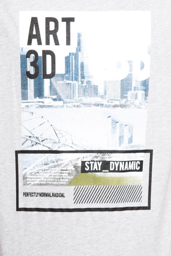Basic Camiseta Koaj Timak 3n 3/17
