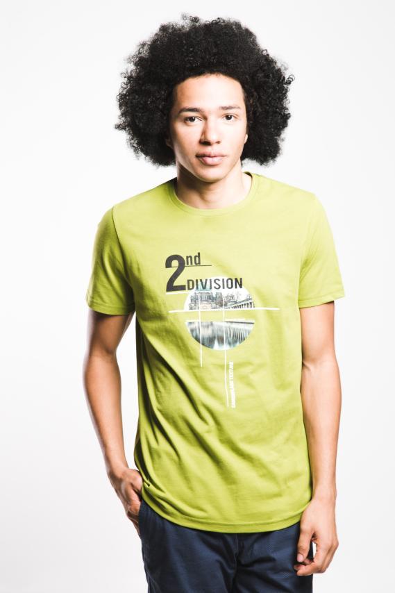 Basic Camiseta Koaj Timak 5j 3/17