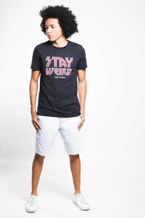 Basic Camiseta Koaj Timak 6m 3/17
