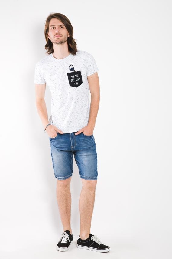 Jeanswear Camiseta Koaj Yuku 3/17