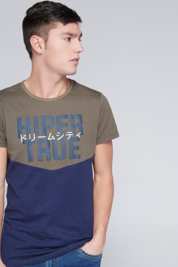 Jeanswear Camiseta Koaj Takon 3/18