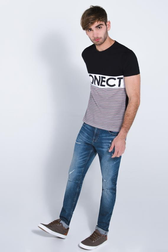 Jeanswear Camiseta Koaj Tynok 3/18