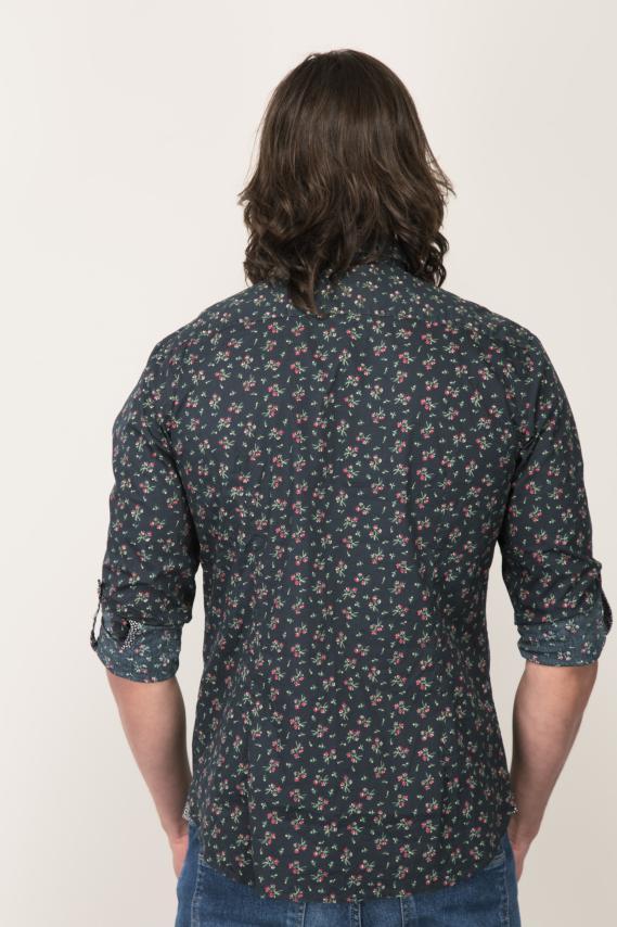 Chic Camisa Koaj Grayson Slim M/l 4/16