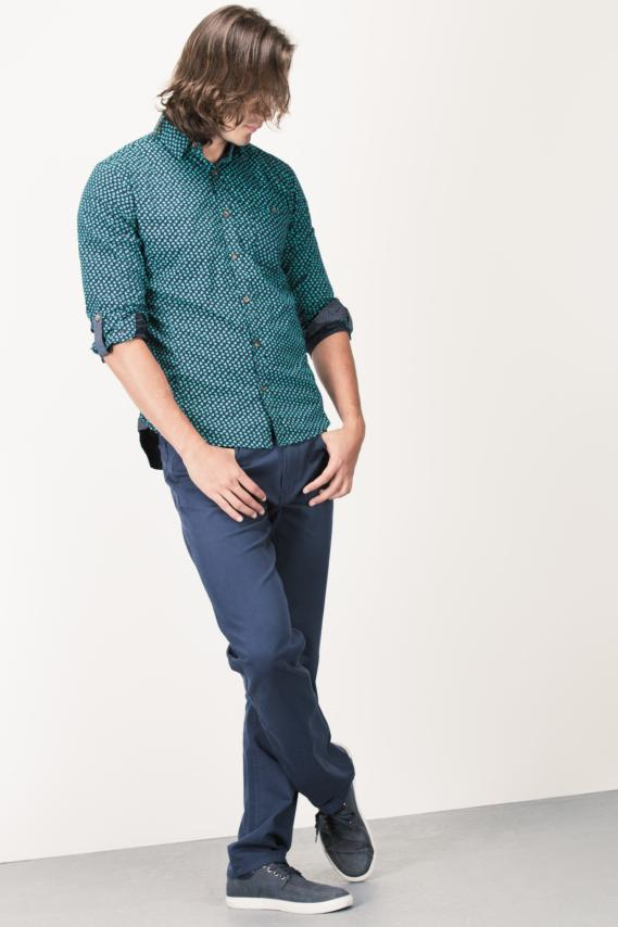 Koaj Camisa Koaj Flow Super Slim M/l 4/16