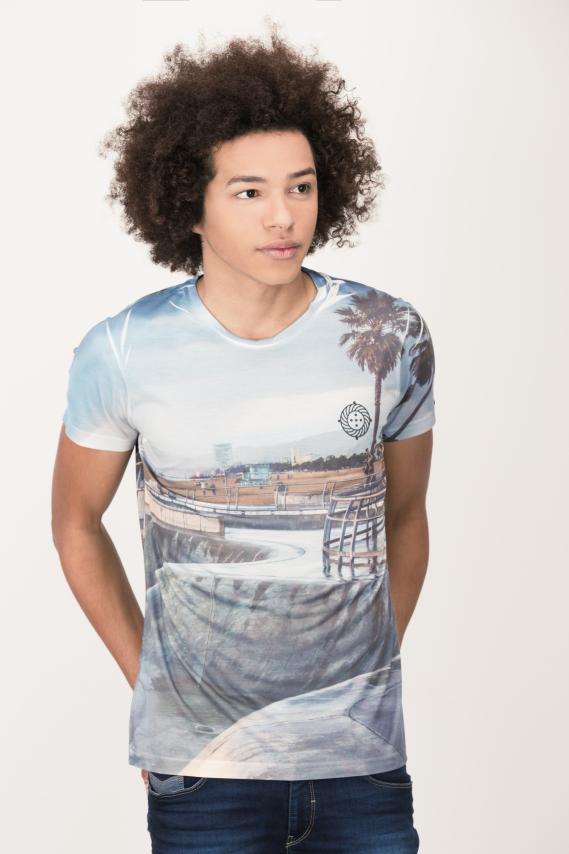 Trendy Camiseta Koaj Baleari 4/16