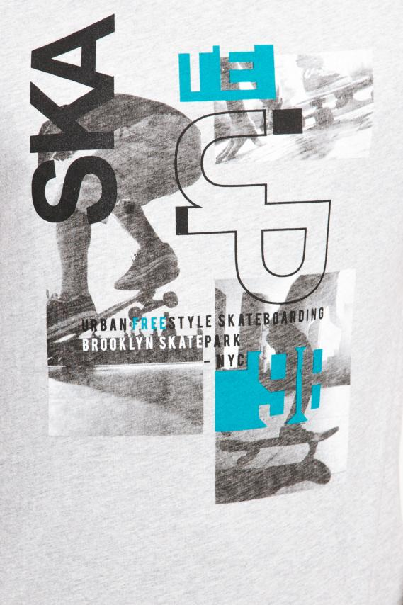 Basic Camiseta Koaj Timak 3p 4/17