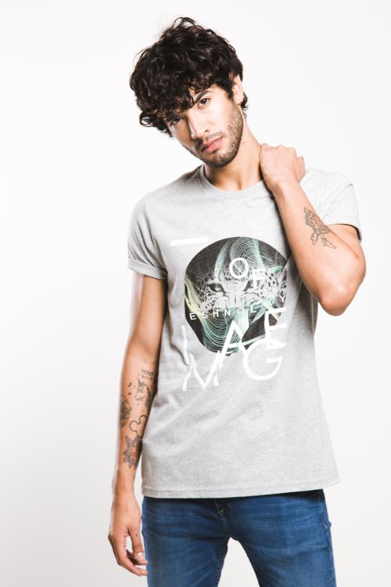 Basic Camiseta Koaj Timak 3q 4/17