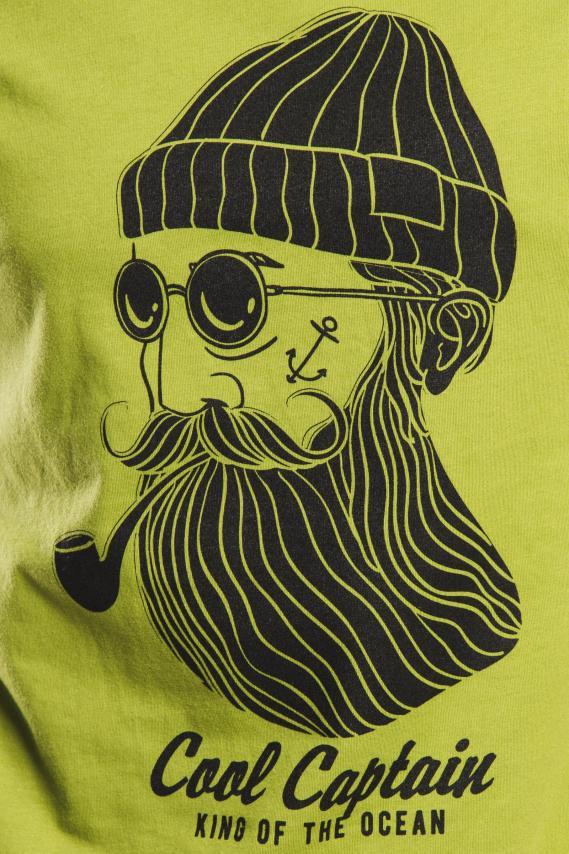 Basic Camiseta Koaj Timak 5k 4/17